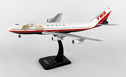Hogan Wings TWA 747-100 N93108 (1:200)