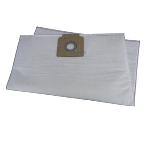 5 Filtertüten, Staubsaugerbeutel für alle Kärcher T 15/1, T15/1 Modelle, alternativ zu original Nr. 6.907-017.0 von Microsafe®