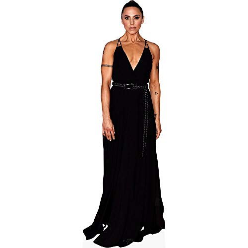 Celebrity Cutouts Melanie C (Black Dress) Pappaufsteller Mini
