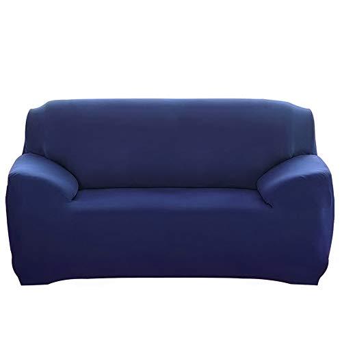 Souarts Sofabezug elastische Stretch Sofaüberwurf Sofa Couch Sessel Husse Bezug Decke Sofabezüge 1/2 / 3/12 Sitzer
