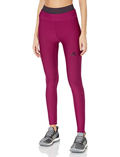 adidas Alphaskin Long Tight Cold.RDY, Power Berry, S