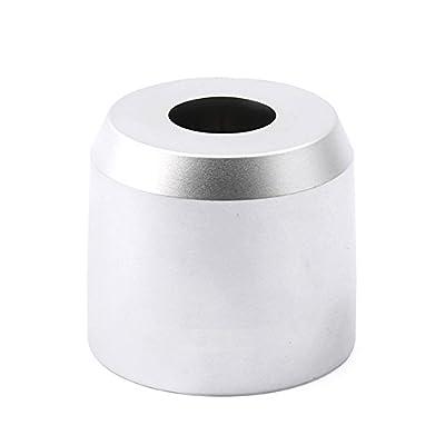 CHIC*MALL New Men Shaving Safety Razor Stand Stainless Steel Bathroom Double Edge Razor Holder