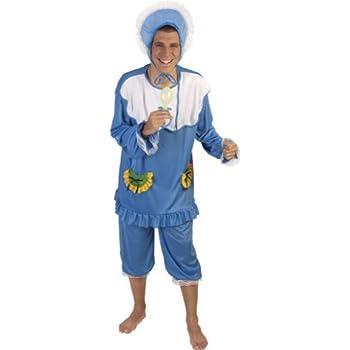Disfraz Bebé adulto Azul: Amazon.es: Ropa y accesorios