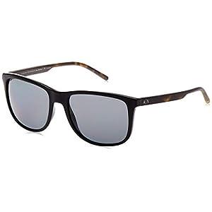 Armani sunglasses for men and women AX Armani Exchange Men's Ax4070s Square Sunglasses