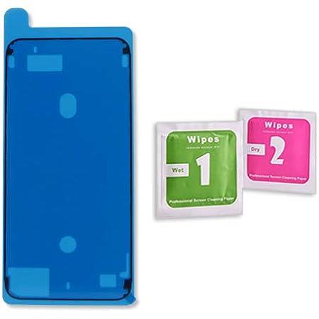 Infigo Klebepad Schwarz Passend Für Apple Iphone 8 Plus Elektronik