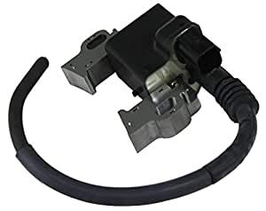 PARTSRUN ID#30500-Z5T-003 Digital Ignition Coil Module with 4 Prong Connector for Honda GX340 GX390 OEM#30500Z5T003,ZF-IG-A00043