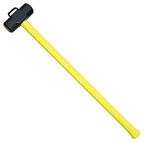 Sledge Hammer 8 lb in Safety and trust Fiberglass All items the store 36