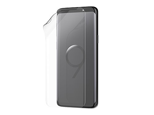 tech21 - Phone Case Compatible for Samsung Galaxy S9 Screen Protector - Impact Shield with...