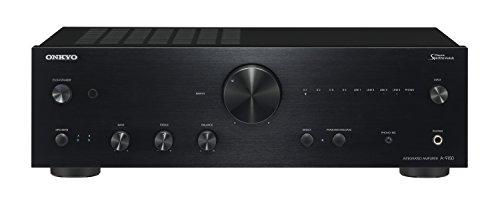 Onkyo A-9150 Refined Power Stereo Integrated Amplifier, Black