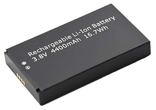 Replacement Battery for Verizon Wireless Novatel Mifi Jetpack 7730L P/N 40123117 Mobile WiFi Hotspot Repair Part Fix Dead Power Issue
