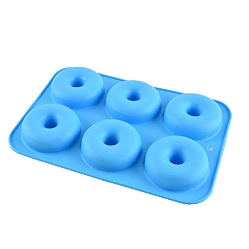 Moules à beignets en silicone antiadhésif de qualité...