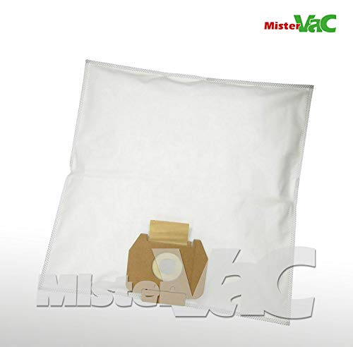 10x Staubsaugerbeutel geeignet Cleanfix S10, S10 Plus, S 10 Plus Hepa