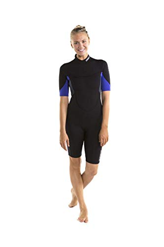 Jobe Sofia Shorty Dames 3/2mm Indigo wetsuit