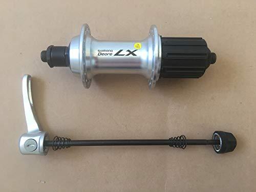 SHIMANO Deore LX FH-T660 HR, mozzo 32 fori, argento