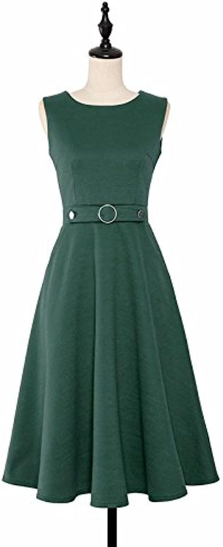 XIURONG A Dress Skirt Waist Skirt Dress color Words