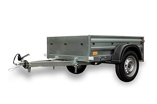 UNITRAILER PKW Anhänger Garden Trailer 150, Ladefläche 147,3 cm x 106,5 cm, 750 kg