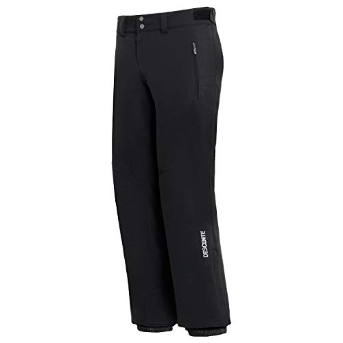 DESCENTE Roscoe Pant heren skibroek zwart