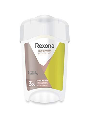 Rexona Maximum Protection, Desodorante Crema, 45 ml