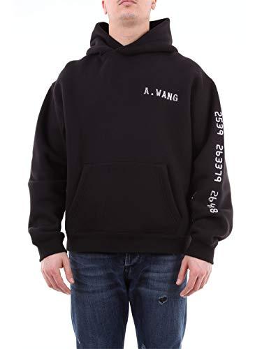 Alexander Wang 6C381041X7 Hoodies Harren schwarz L