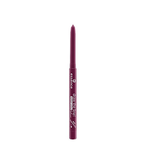 essence draw the line! instant colour lipliner 15