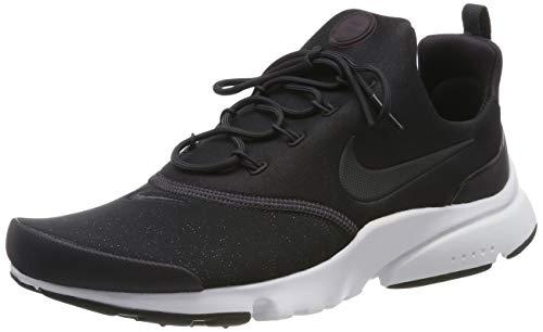 Nike Wmns Presto Fly Prm, Scarpe Running Donna, Nero Oil Grey-Metallic Gold-Black 001, 36.5 EU