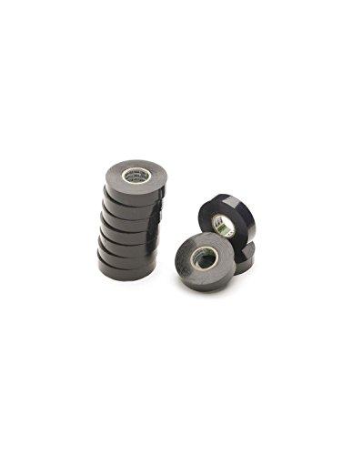 NITTO - 1045-NPC Isolierband, 19 mm x 20 m Abmessungen, Schwarz 165857