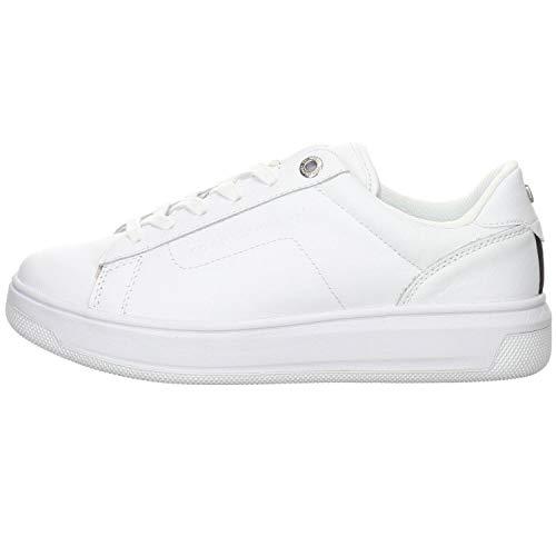 Tommy Hilfiger Damen Sofie 1A Sneaker, White, 39 EU