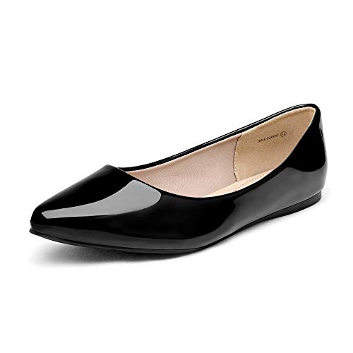 Top 10 best selling list for payless black flat patent leather new shoes