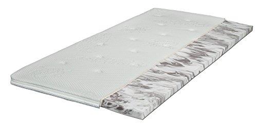 Breckle Gelschaum-Topper Platin Premium, Größe:180x200 cm