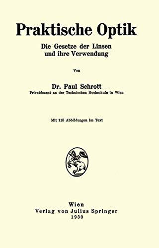 Praktische Optik: Die Gesetze der Linsen und ihre Verwendung