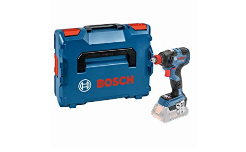 Bosch Professional GDX 18 V - 200 Cordless Impact Driver Celsius (Torque: 200 Nm, in L - Boxx, without Battery)
