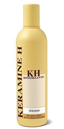 Keramine H Linea Rinforzante Shampoo Capelli Deboli - 300 ml