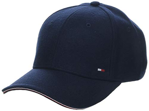 Tommy Hilfiger Herren Elevated Corporate Baseball Cap, Blau (Blue Cjm), One Size...