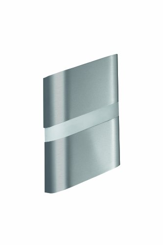 Massive Malia Applique Eclairage de Mur 1 x 23 W 230 V Aluminium