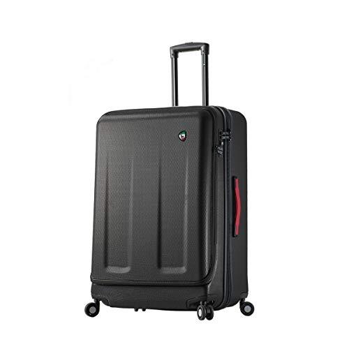 Mia Toro Esotico 28'' Spinner Luggage, Black