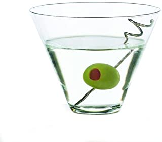 Libbey 13-1/2-Ounce Stemless Martini, Box of 12