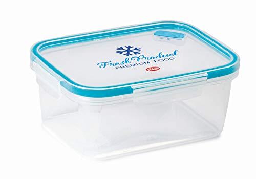 Snips Contenitore per Alimenti valvola per microonde-Snipslock Food Keeper Rettangolare 1,50 LT, 1,5