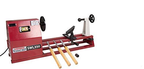 Lumberjack SWL350 375W 230V Variable Speed Wood Lathe Starter Kit