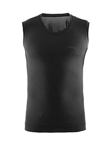 Craft Stay Cool Herren Fitness-Top XL-XXL B999 schwarz