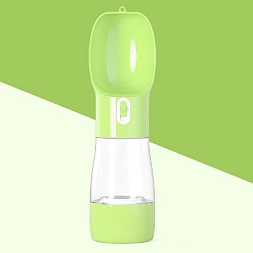 Pet Lighte Pet Cable para Pister DE ALIMENTACIÓN DE Agua DE Agua DE Agua DE Agua PRODUCTOR DE BOTOR DE BEBIDOS con TRANSPENDO DE Alimentos A Prueba De Fugas (Color : Green)
