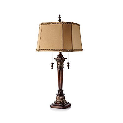 Große 38 × 87-Wohnzimmerlampe Retro-Kunst Neoklassizistische Nachttischlampe ZHAOSHUNLI
