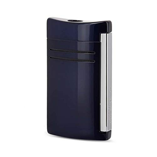 New S.T. Dupont Night Blue Maxi Jet Lighter