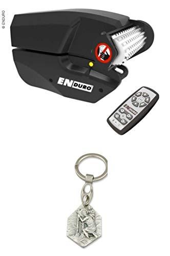 Zisa-Kombi Caravan Rangierhilfe Enduro ECO EM303A+ (932988920885) mit Anhänger Hlg. Christophorus