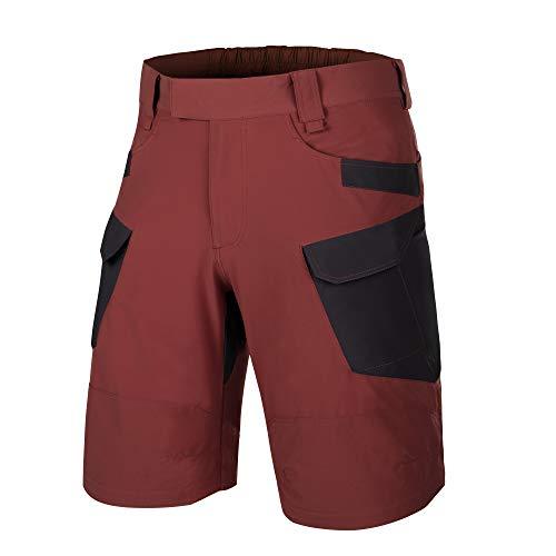 Helikon-Tex Pantalones cortos OTK para hombre, cielo/negro VersaStretch Lite cintura 34 longitud 11, Outback Line Outdoor Tactical Shorts