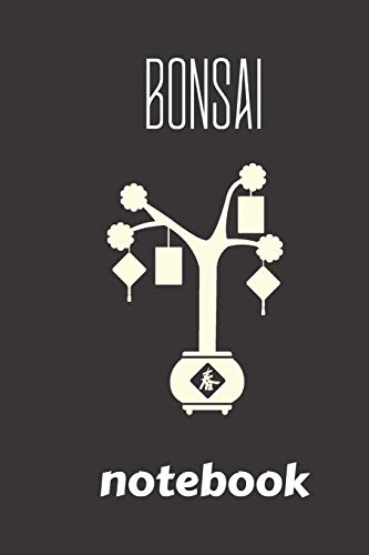 bonsai notebook: small lined Bonsai Notebook / Travel Journal to write in (6