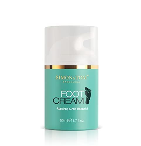 SIMON & TOM - Foot Cream - Crema per i Piedi con...