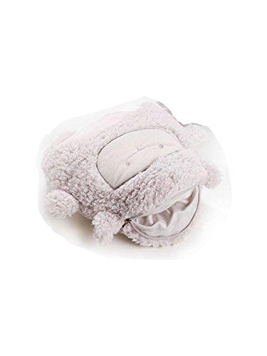 Pyjamabeutel Lämmchen zu Verwendung Kissen 30x 30x 10cm Rosa