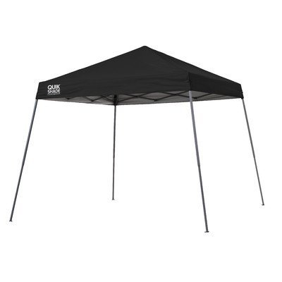Quik Shade Expedition Instant Canopy, Black by Quik Shade