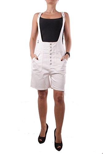 Diesel DE-Cruz Overall Damen Jeans Jumpsuit Jeans Weiß (Weiß, S)