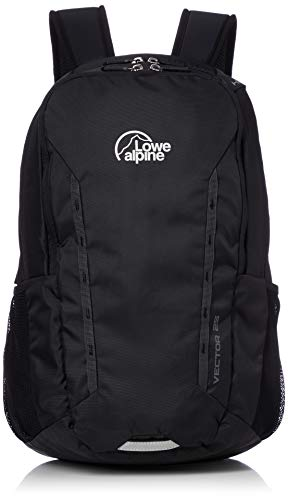 LOWE ALPINE VECTOR 25 BACKPACK (BLACK)